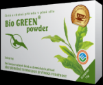Bio Green Powder - zelený čaj 3 x 25 g